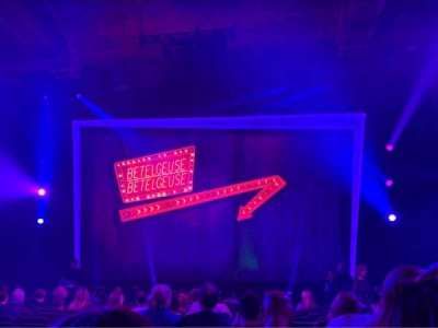 Winter Garden Theatre, section: Orchestra C, row: P, seat: 103