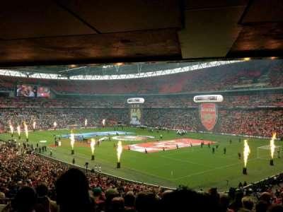 Wembley Stadium section 139