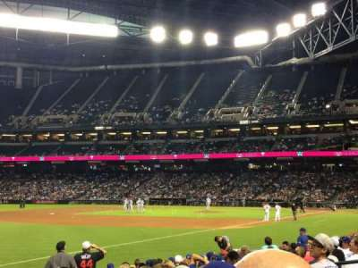 Chase Field section 133
