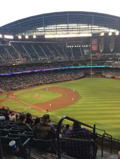 Chase Field section 304