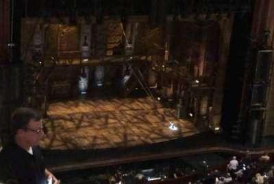 Walt Disney Theatre - Dr. Phillips Center section Upper Balcony
