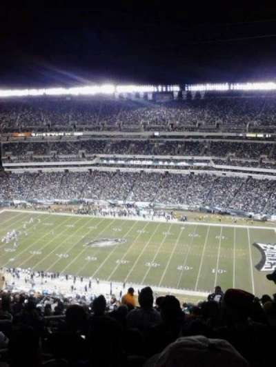 Lincoln Financial Field section 228