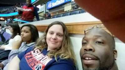 Verizon Center section 200