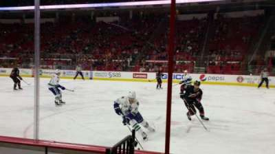 PNC Arena, section: 101 , row: d, seat: 4