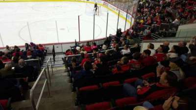 PNC Arena section 101
