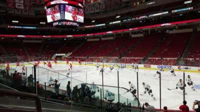 PNC Arena section 130