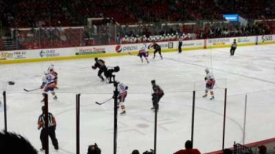 PNC Arena, section: 123, row: r, seat: 8