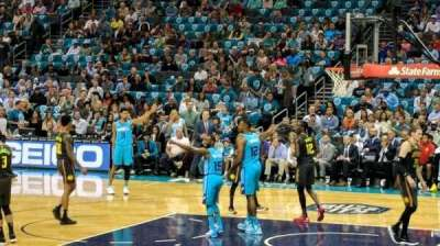 Spectrum Center section 112