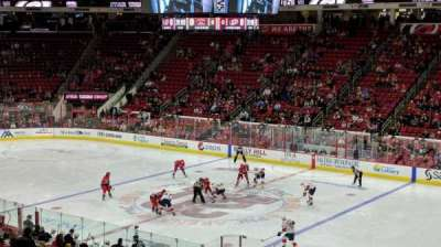 PNC Arena, section: 101, row: XX, seat: 6