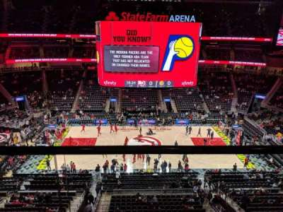 State Farm Arena section 209