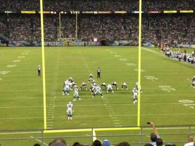 Qualcomm Stadium section P51