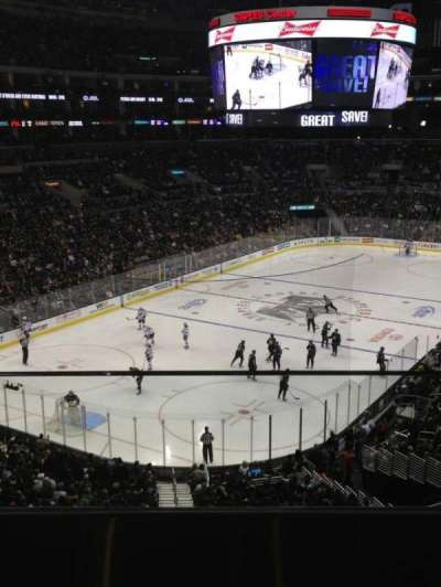 Staples Center section SUITE B24