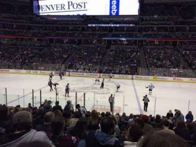 Pepsi Center section 124