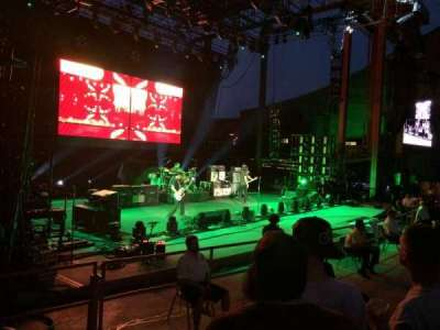 Red Rocks Amphitheatre, section: Reserved, row: 3, seat: 77