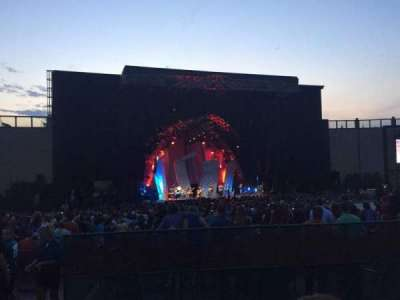 Fiddler's Green Amphitheatre section 204