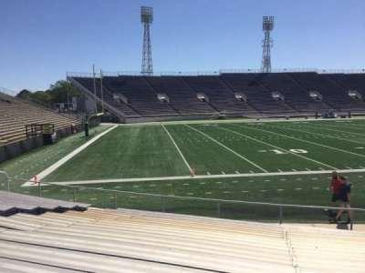 Ladd Peebles Stadium, section: J, row: 13, seat: 14