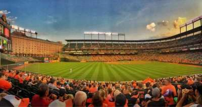 Oriole Park at Camden Yards, section: 84, row: 20, seat: 8
