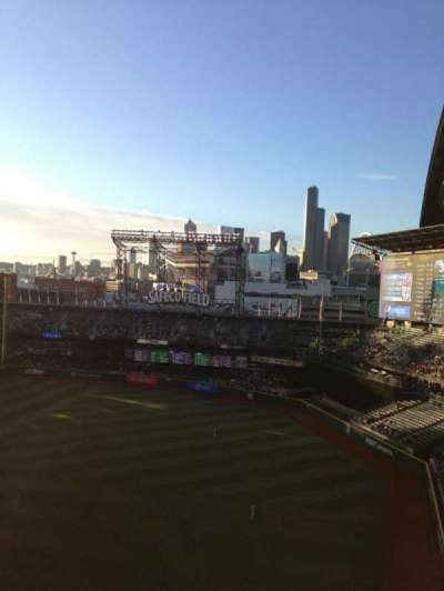 Safeco Field, section: 315, row: 111, seat: 7