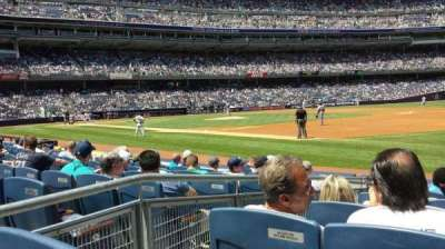 Yankee Stadium, section: Champions Suite - Sec 13, row: 7, seat: 12
