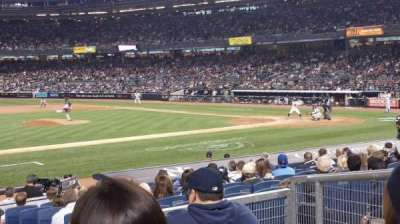Yankee Stadium, section: 125, row: 15, seat: 3