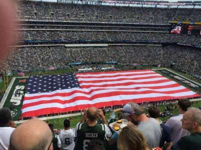 MetLife Stadium section 341