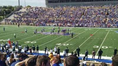 H. A. Chapman Stadium, section: 103