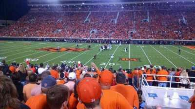 Boone Pickens Stadium, section: 224, row: 9, seat: 26