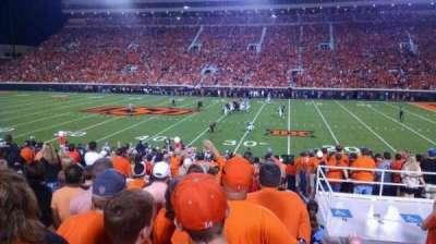 Boone Pickens Stadium, section: 224, row: 9, seat: 26