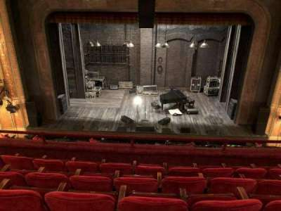 Walter Kerr Theatre, section: Mezz C, row: E, seat: 107