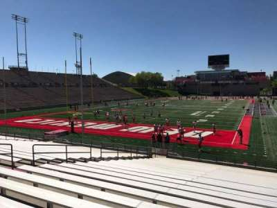 University Stadium (New Mexico), section: ND, row: 22, seat: 12