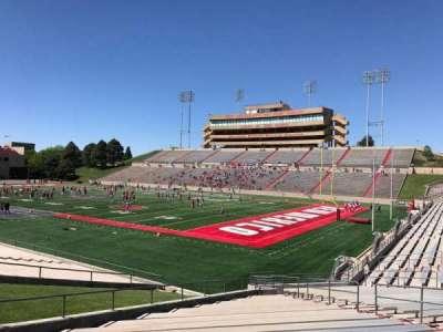 University Stadium (New Mexico), section: NK, row: 22, seat: 12