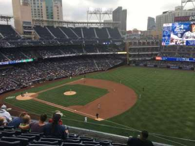 PETCO Park, section: 317, row: 6, seat: 14