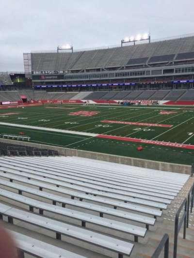 TDECU Stadium, section: 125, row: 21, seat: 27