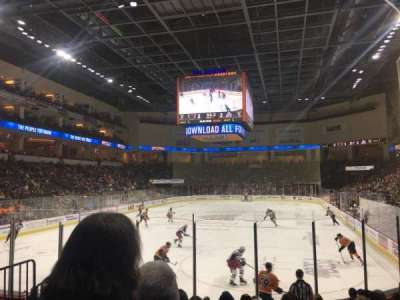 PPL Center, section: 109, row: 10, seat: 10