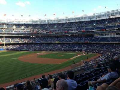 Yankee Stadium section 229