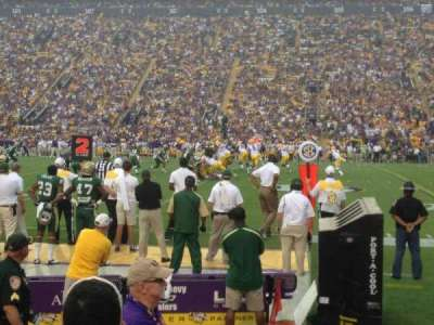 Tiger Stadium, section: 302, row: 5, seat: 3