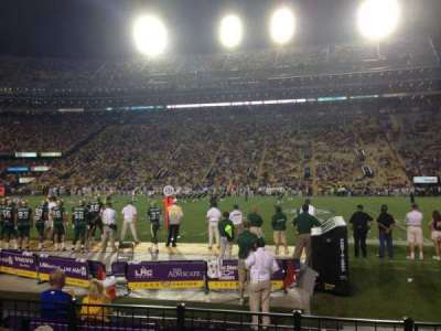 Tiger Stadium, section: 305, row: 5, seat: 3