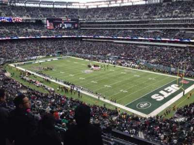 MetLife Stadium, section: 5, row: 03