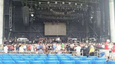MidFlorida Credit Union Amphitheatre, section: 5, row: j, seat: 21