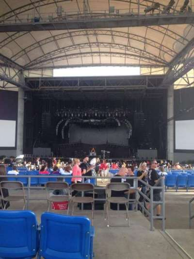 MidFlorida Credit Union Amphitheatre, section: 14, row: D, seat: 31