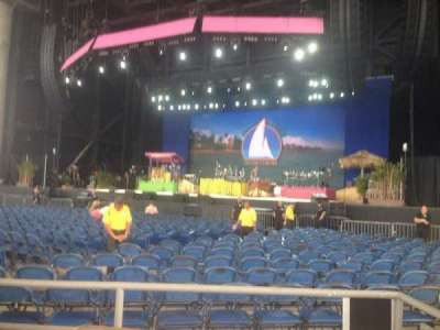 MidFlorida Credit Union Amphitheatre, section: 6, row: A, seat: 15