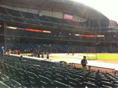 Minute Maid Park, section: 127, row: 14, seat: 12