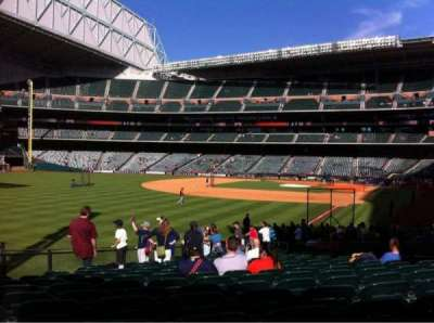Minute Maid Park, section: 105, row: 31, seat: 10