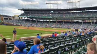 Wrigley Field section 6