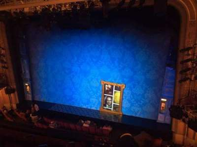 Walter Kerr Theatre section MEZZR