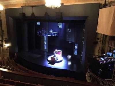 Music Box Theatre section MEZZR