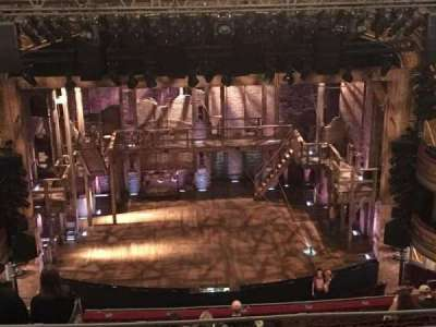 Richard Rodgers Theatre section MEZZR