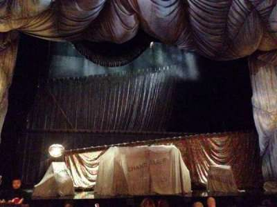 Majestic Theatre, section: ORCC, row: G, seat: 103 and 10