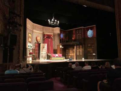 Lyceum Theatre (Broadway) section Orchestra L