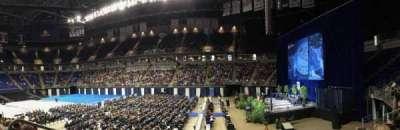 Bryce Jordan Center, section: 104, row: 10, seat: 2